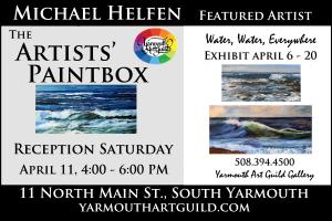 Michael Helfen Will Be Featured Artist